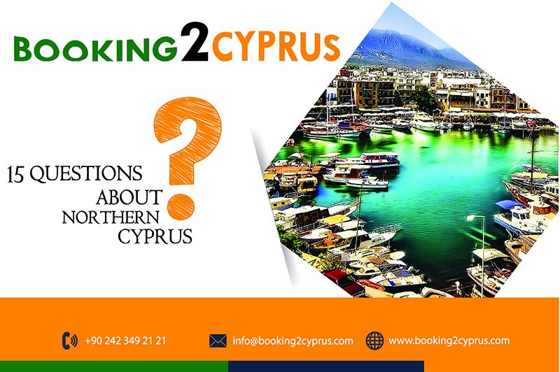15 questions about Northern Cyprus