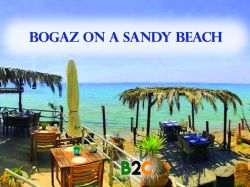 Bogaz on a Sandy Beach