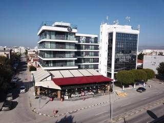 Sky Roof Hotel Nicosia