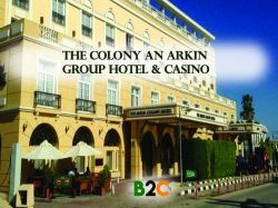 The Colony an Arkin Group Hotel & Casino