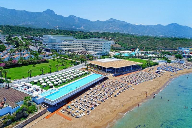 5 Yıldızlı Girne Oteli - Acapulco Resort Convention SPA Hotel