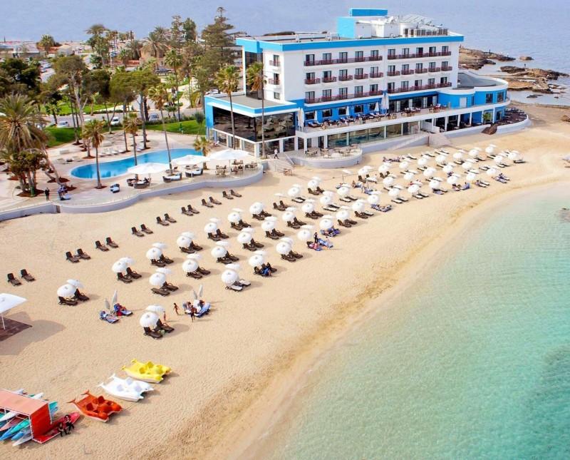 En İyi 5 Yıldızlı Magosa Oteli - Arkın Palm Beach Hotel