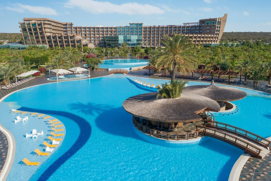 Bafra All Inclusive Hotels