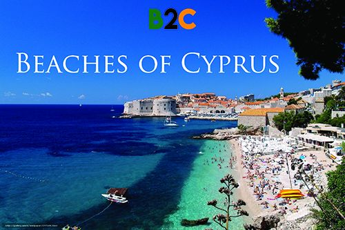 Beaches of Cyprus