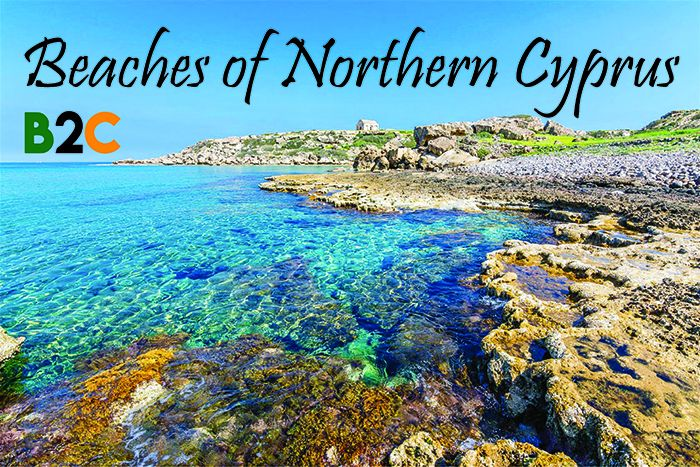 Beaches of Northern Cyprus