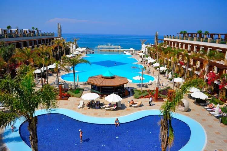 Buchung von Hotels in Nordzypern