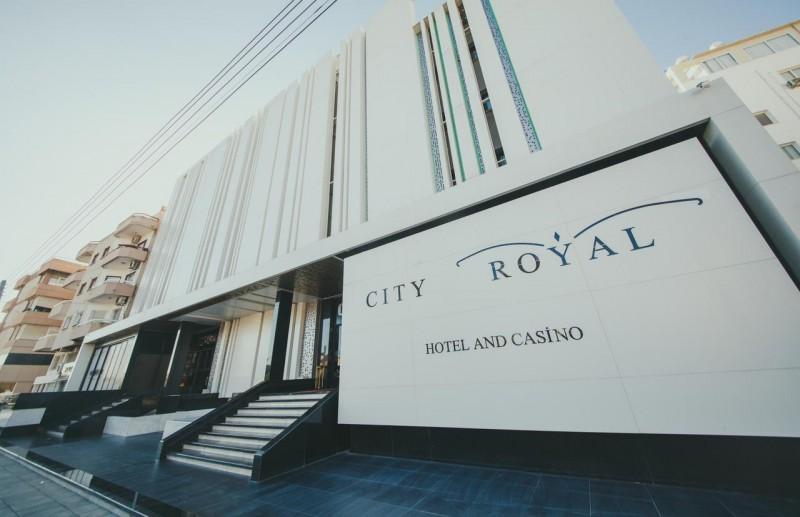 City Royal Hotel Buchungsangebote