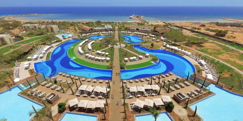 5 Yıldızlı Kıbrıs Oteli - Concorde Luxury Resort Kıbrıs