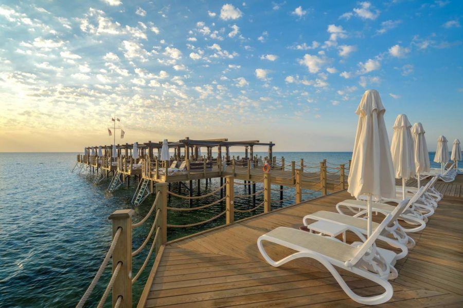Herşey Dahil Kıbrıs Otelleri - Concorde Luxury Resort