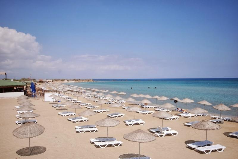 Die beste Strände in Nordzypern