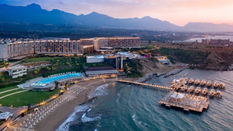 Die besten 5 Sterne Hotels in Zypern-Elexus Hotel Resort