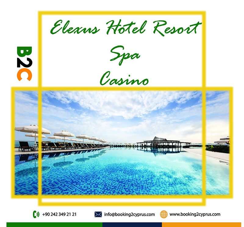 Elexus Hotel 2019 Summer Early Booking Discount