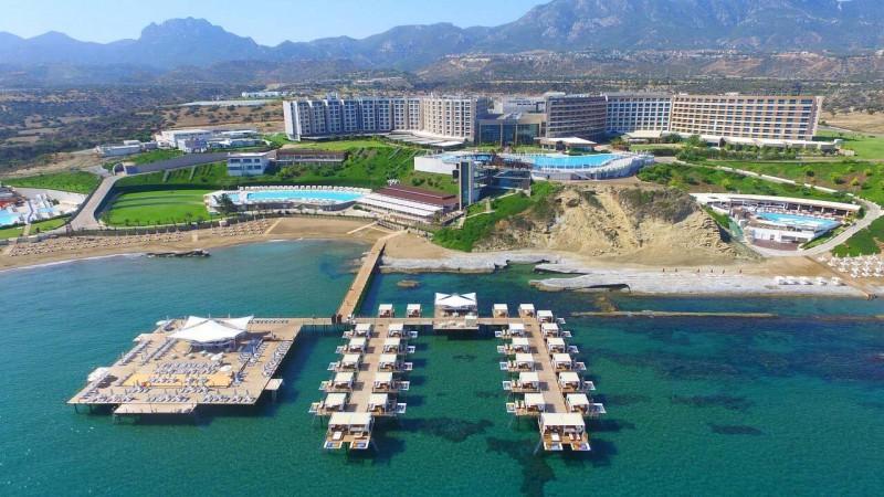 Kıbrıs'ın En Lüks Oteli Elexus Otel