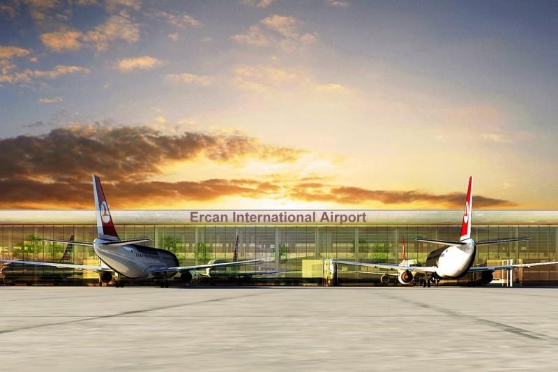 Kıbrıs Uçuşları - Ercan Uluslararası Havalimanı