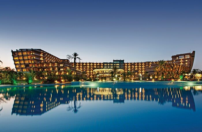 Fünf Sterne Bafra Hotels