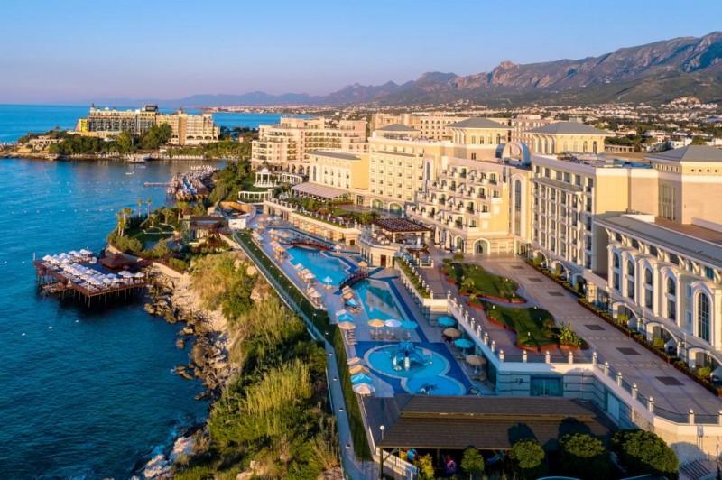Fünf Sterne Kyrenia Hotels