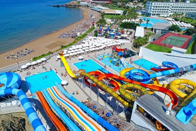 Girne Aquaparkı Olan Oteller