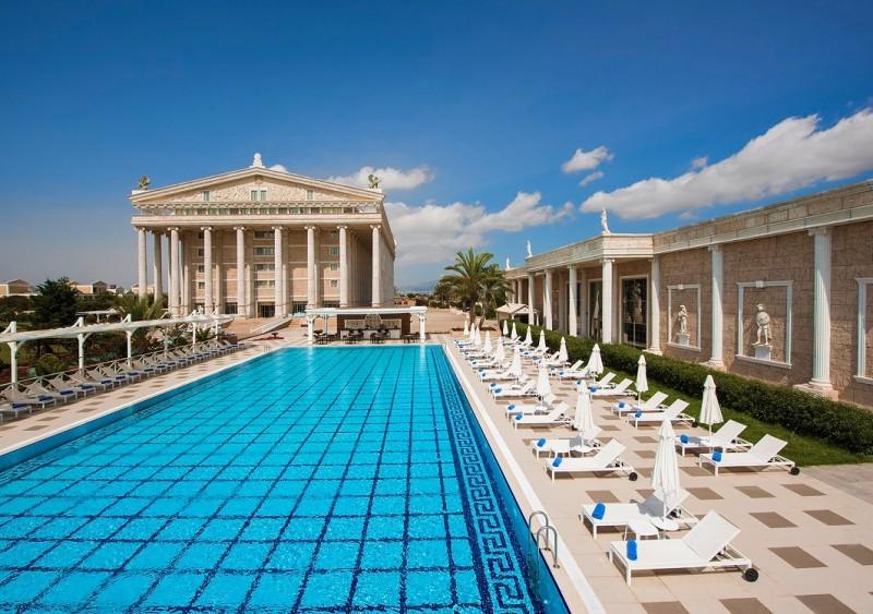 Kıbrıs'ın En İyi Herşey Dahil Oteli - Kaya Artemis Otel