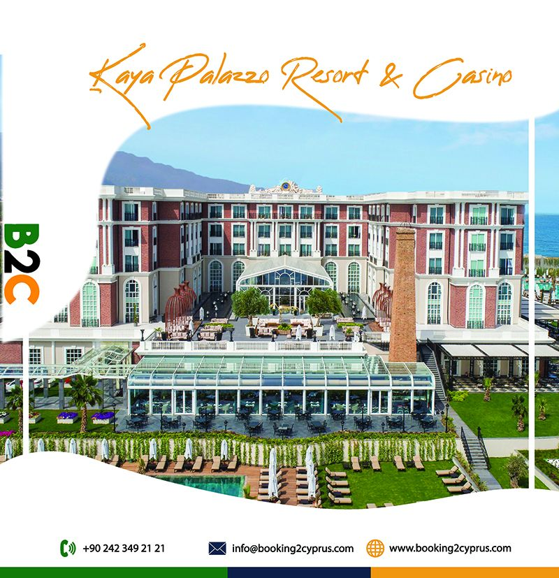 Kaya Palazzo Resort 2019 Summer Early Booking Discount
