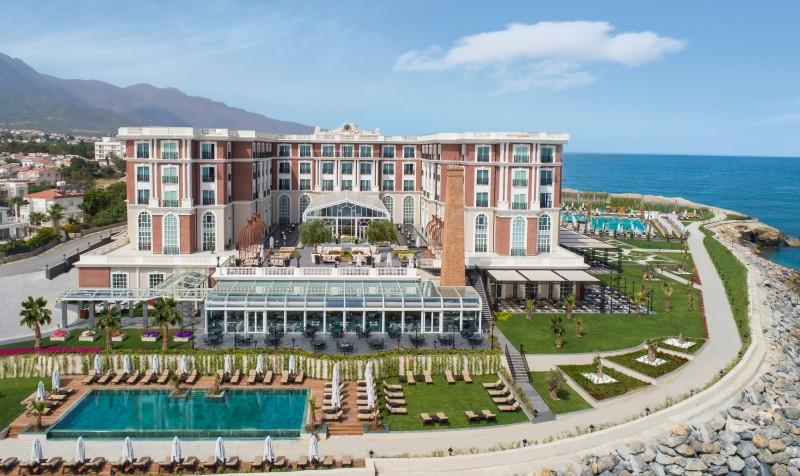 En Lüks Girne Oteli - Kaya Palazzo Resort Otel