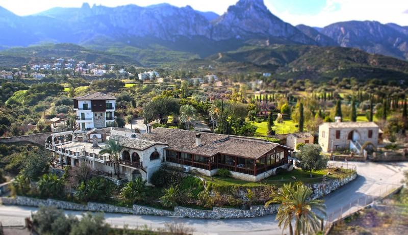 Kıbrıs'ın En İyi Butik Otelleri