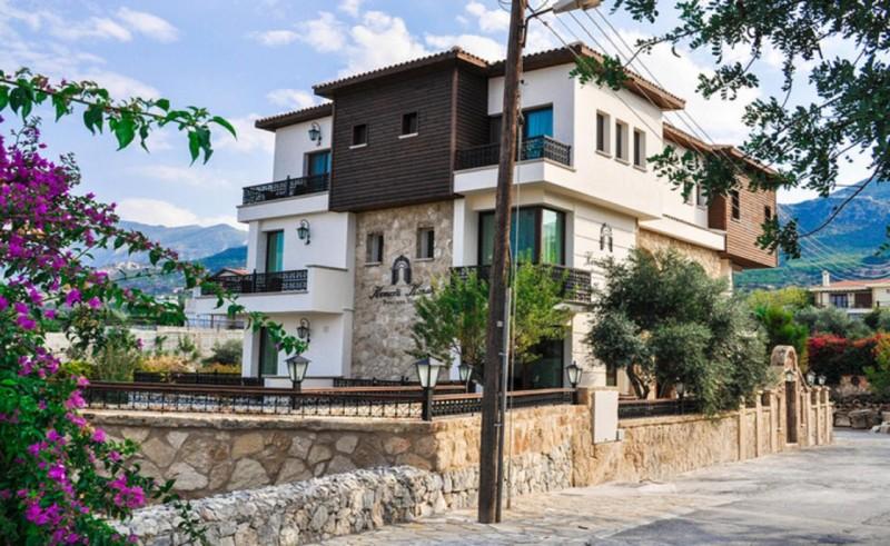 Kıbrıs'ta Butik Otel Fiyatları