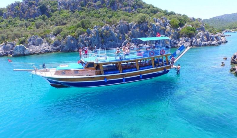 Kıbrıs'ta Tekne Turları İle Gezebileceğiniz Yerler