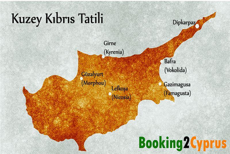 Kuzey Kıbrıs Tatil Otelleri