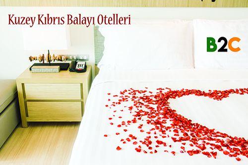 Kuzey Kıbrıs Balayı Otelleri