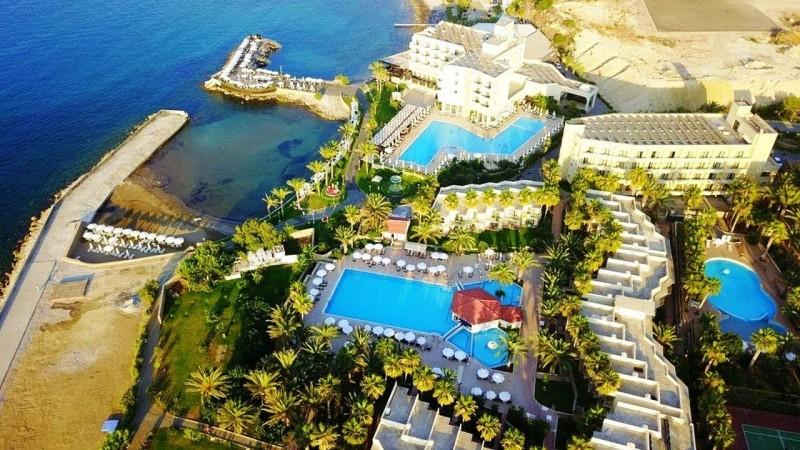 Kuzey Kıbrıs Girne'nin En Lüks Otelleri