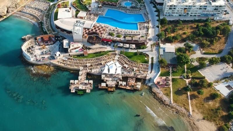 Kyrenia Urlaub - Lord's Palace Hotel