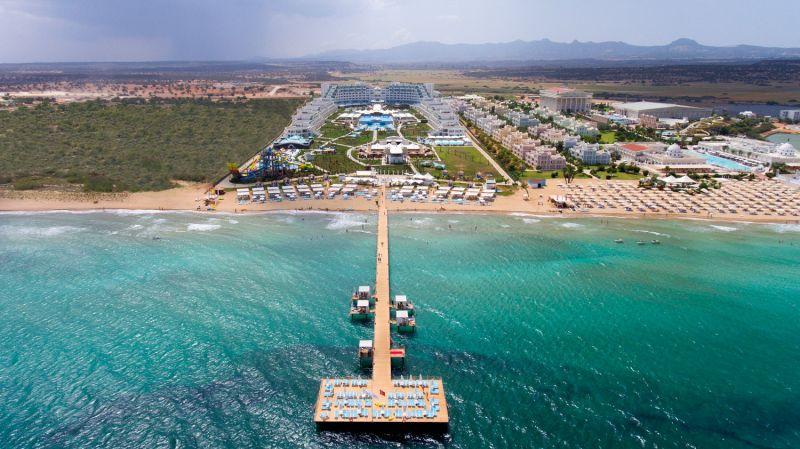 Lüks Herşey Dahil Kıbrıs Oteli - Limak Cyprus Deluxe Hotel
