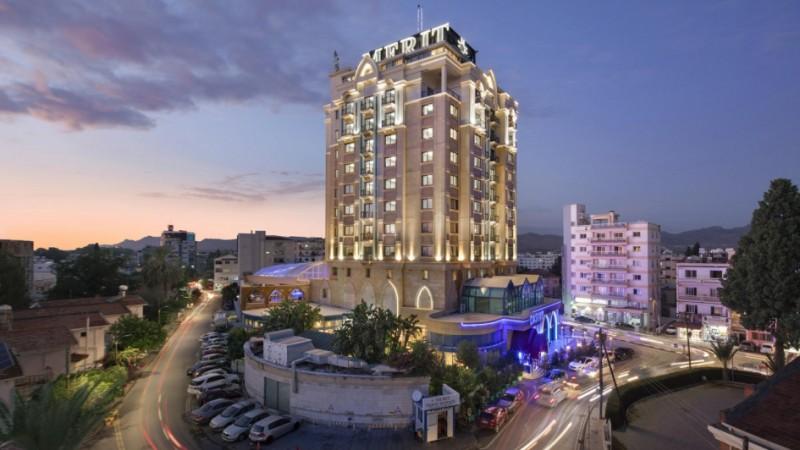 En İyi Lefkosa Oteli - Merit Lefkoşa Otel