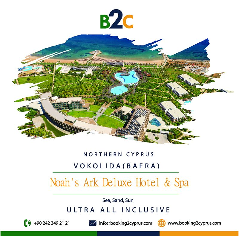 Noah's Ark Deluxe Hotel 2019 Summer Early Booking Discount