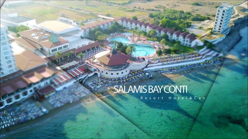 Herşey Dahil Magusa Oteli - Salamis Bay Conti