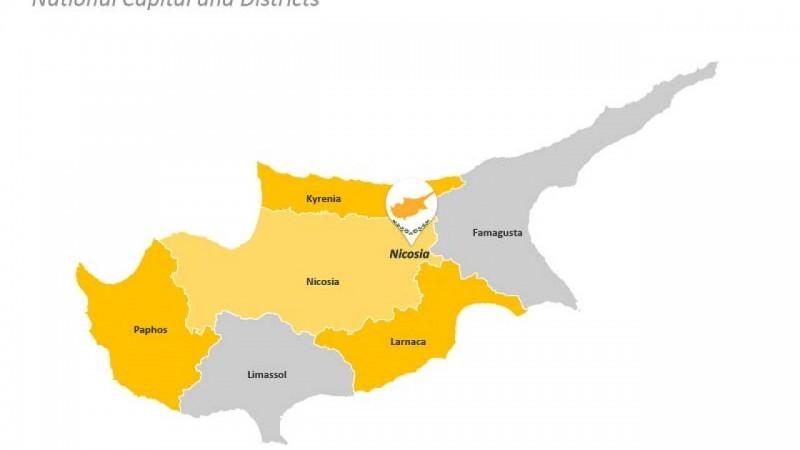 Südzypern Städte