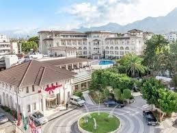 The Savoy Ottoman Hotel 2021 Frühbucherrabatt im Sommer