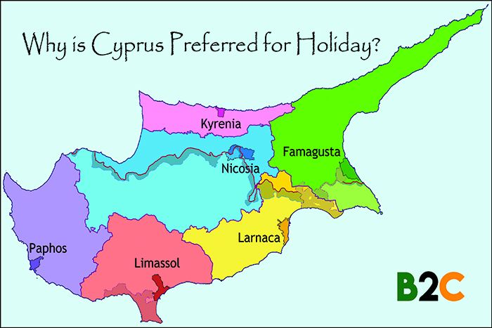 Why is Cyprus Preferred for Holiday?